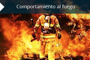 Comportamiento al fuego