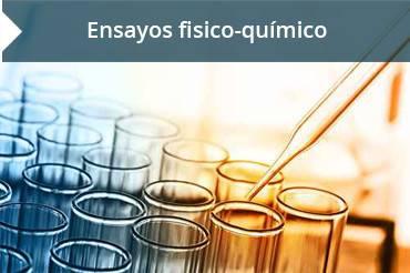 Ensayos físico quimico