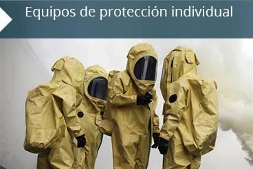 equipos proteccion individual