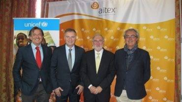 Firma UNICEF AITEX 2