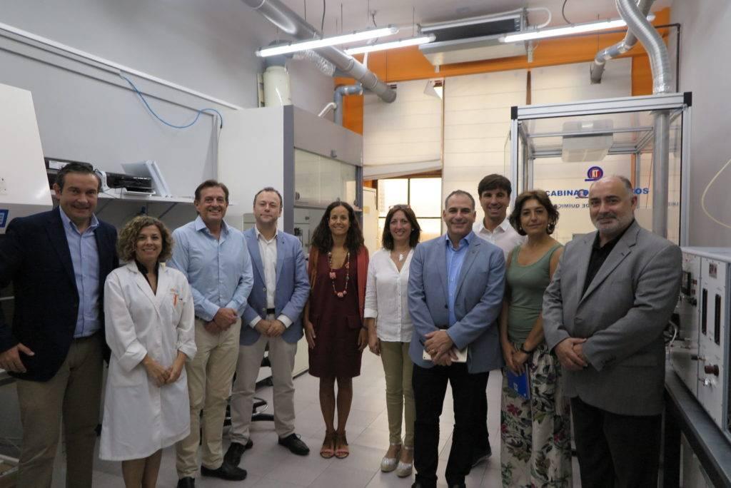 Comision Industria Cortes Valencianas