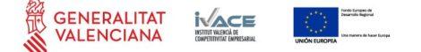 Faldón logotipo IVACE