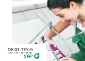 certificado step OEKO-TEX