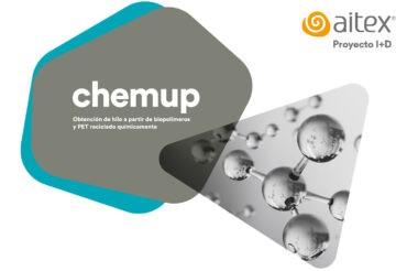 proyecto chemup desarrollado por AITEX