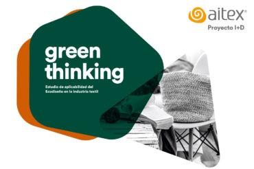 proyecto green thinking desarrollado por AITEX
